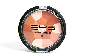 <b>BYS Mosaic Blush & Bronze - Light Glow</b>