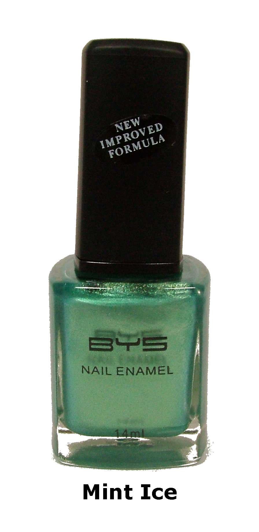 BYS Nail Polish - Mint Ice No. 22