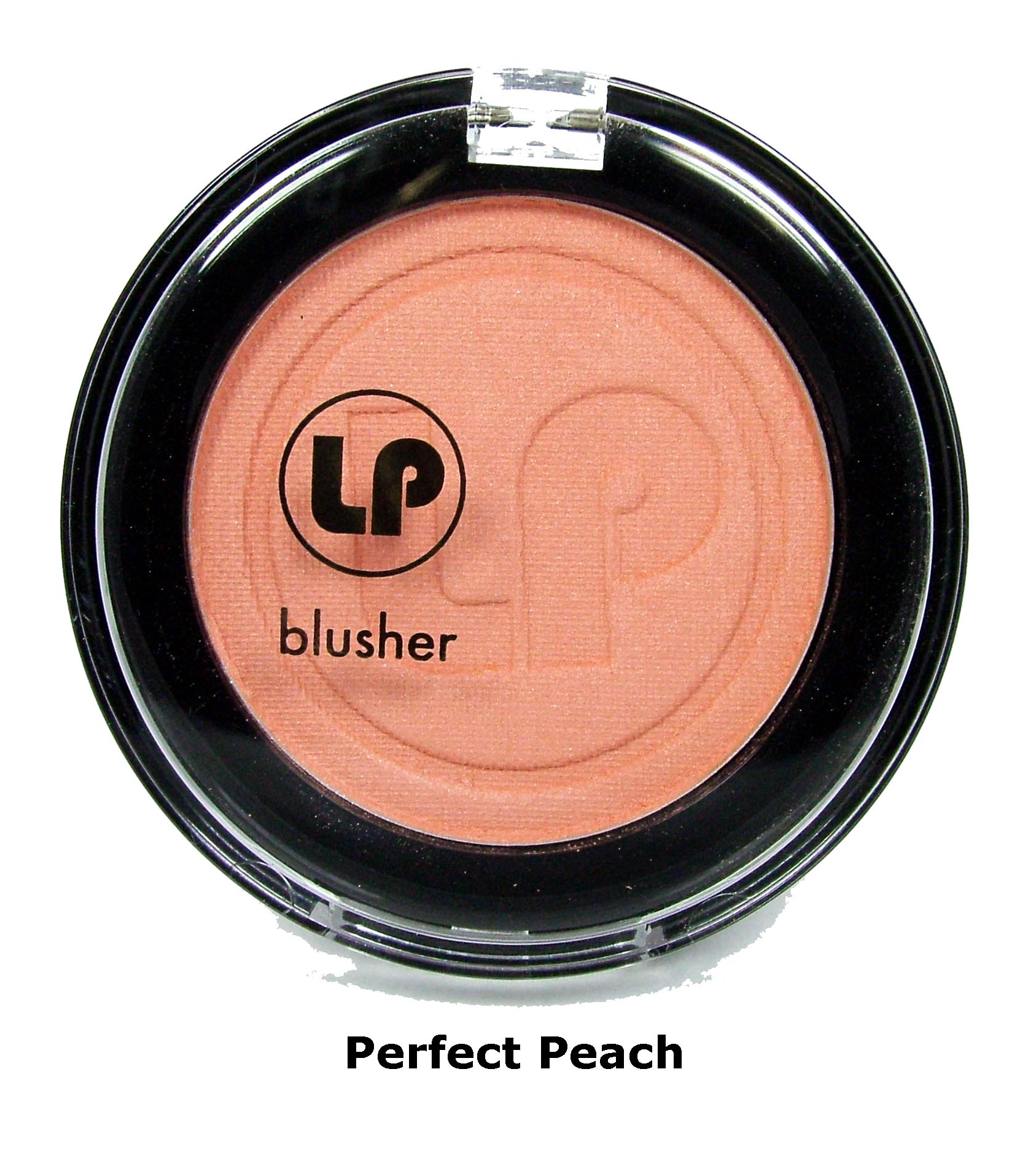 LP Single Blusher Compact - Perfect Peach