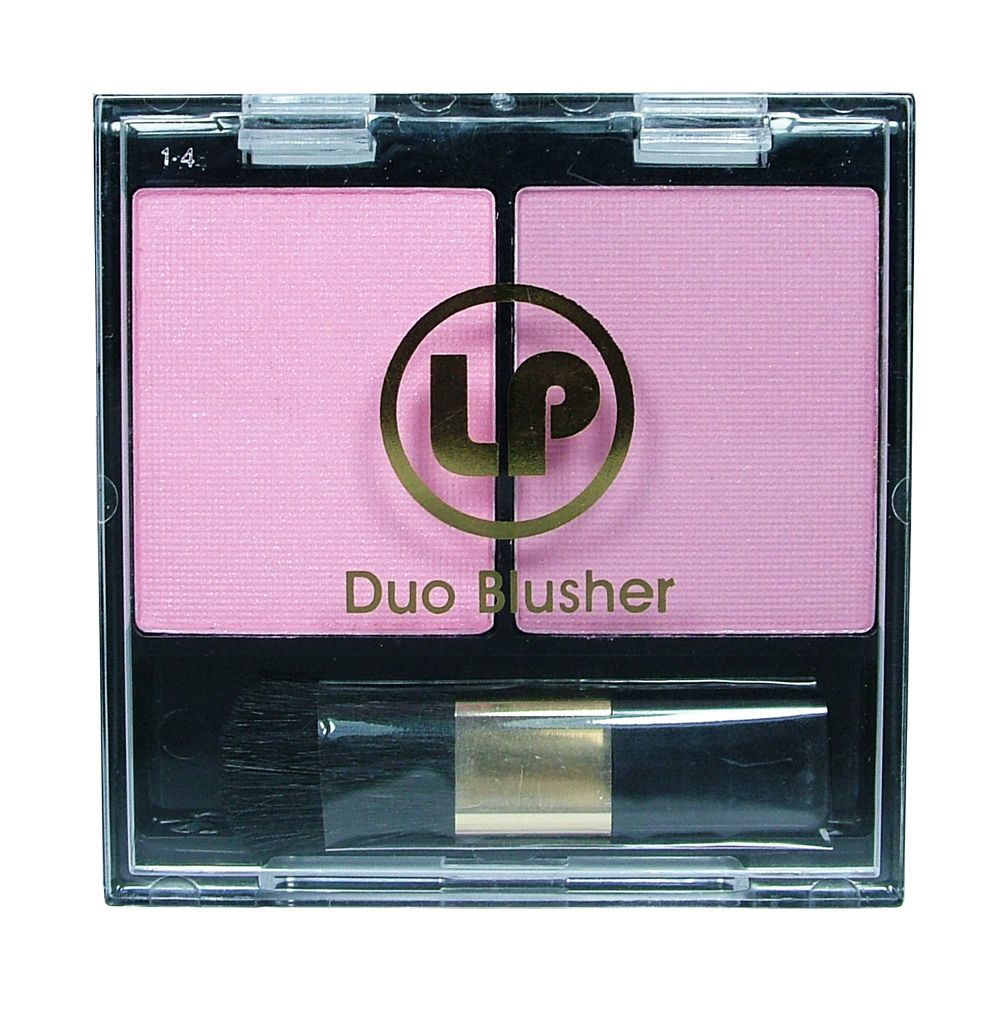 Kvetinas Duo: New Laura Paige Duo Blusher
